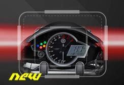 High Tech Speedometer