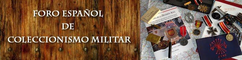 "Fecom  ""Coleccionismo Militar"""