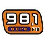 Rádio Acre FM 98.1 de Rio Branco