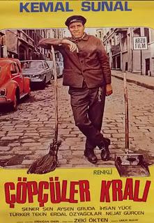 Çöpçüler Kralı (1977)