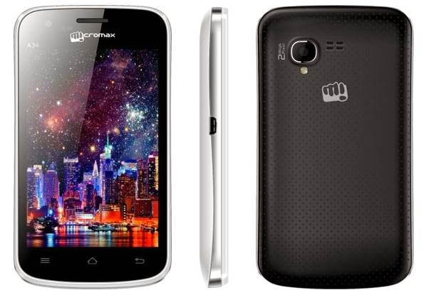 Micromax A34 flash file amd flash tools update