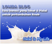 kontes blog inovasi susu dan halal