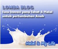 kontes blog inovasi susu dan halal
