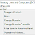 Windows Server 2012 - Active Directory - Domain and Forest Functional Levels.