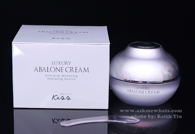 A photo of Malissa Kiss luxury Abalone Cream