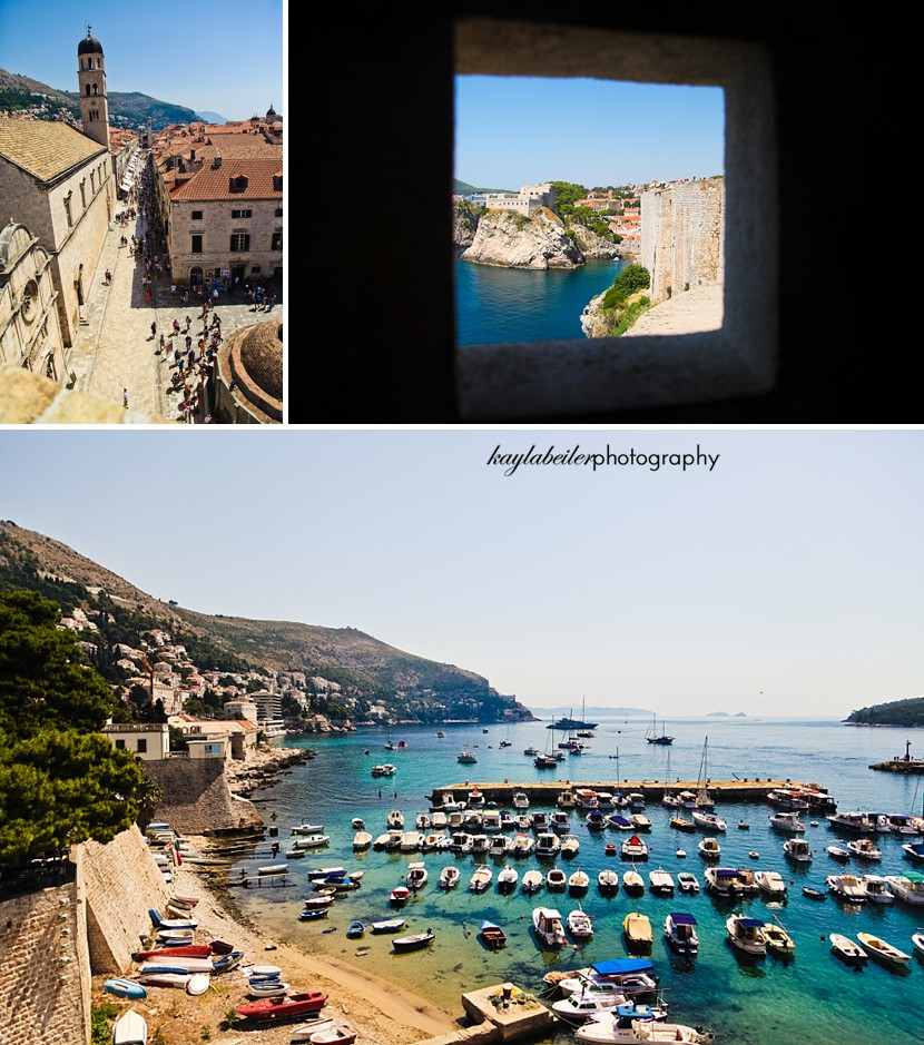 old city walls dubrovnik tour photo