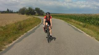 Czechy na rowerze - foto z wyprawy rowerowej / blog rowerowy KochamRowery.pl