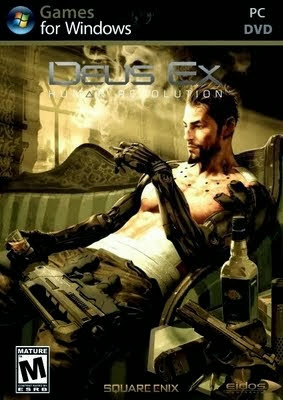PC Game Deus Ex Human Revolution