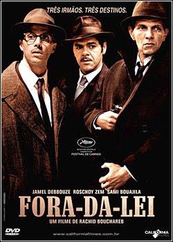 Filme Poster Fora-da-Lei DVDRip XviD Dual Áudio & RMVB Dublado