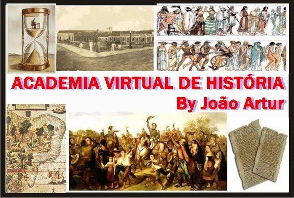 ACADEMIA VIRTUAL DE HISTÓRIA