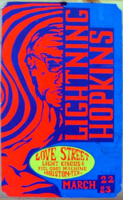 Lightning Hopkins Love Street