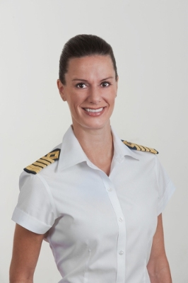 Gender And The Sea USs First Cruise Ship Captain Kate McCue - Cruise ship fuck