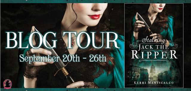 Stalking Jack The Ripper Blog Tour