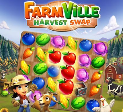 Download FarmVille Harvest Swap Android + Mod