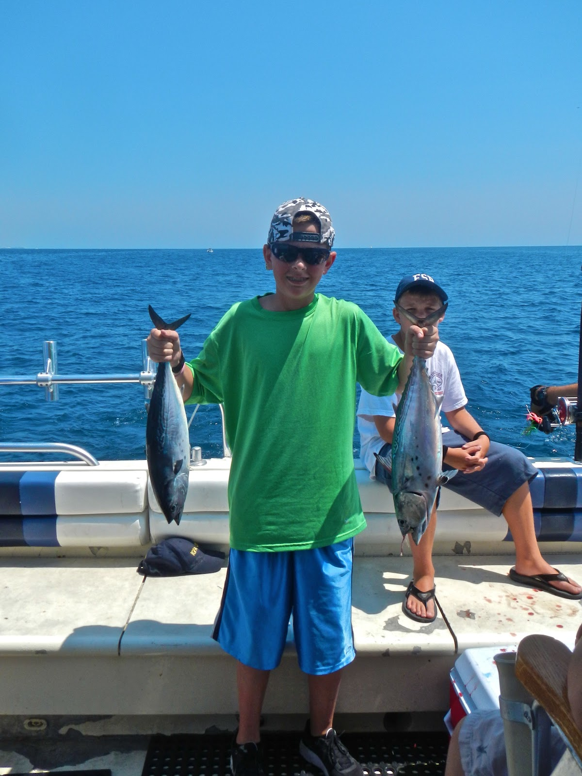 Florida fishing academy offshore fishing summer camp july for Fishing summer camp
