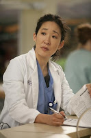 Cristina Yang in 7.22 Unaccompanied Minor