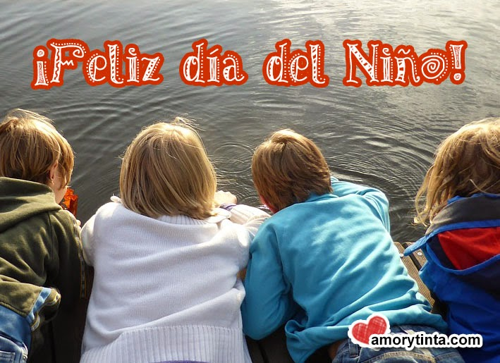 Fotos para el Día del niño