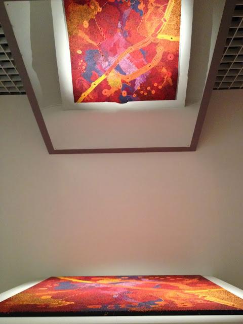 Art Aborigène : Musée d'Aquitaine - Exposition - Sylvia Ken