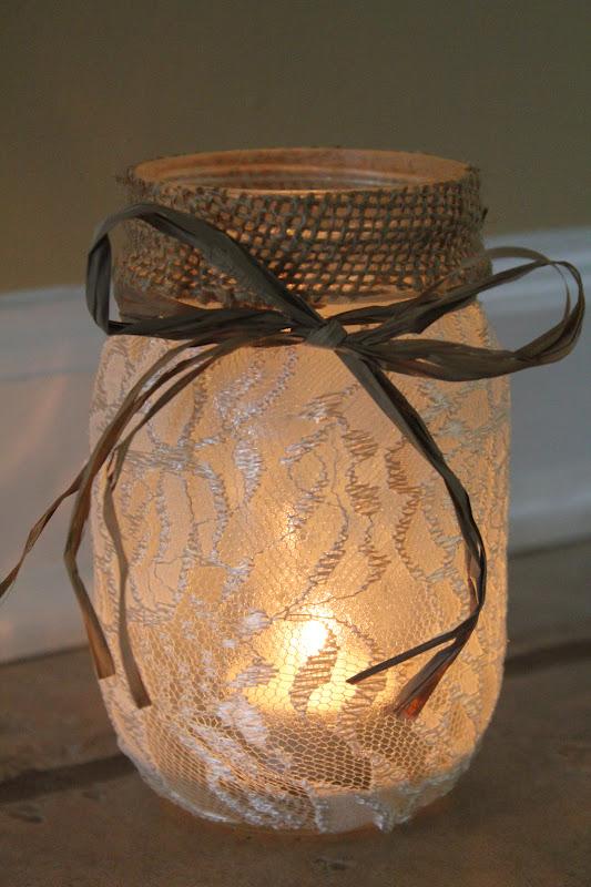 DIY Mason Jar Luminaries Adventures Of A Middle Sister