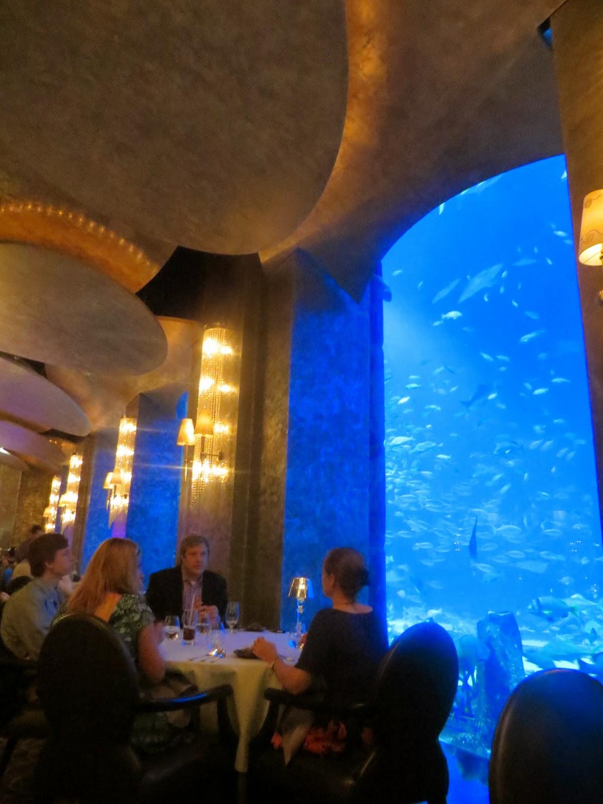 Underwater Restaurant Atlantis Cos I Like Making Stuf...