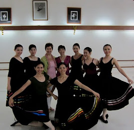 Ms.Widyana mengikuti ISP, CBTS dari Royal Academy of Dance London