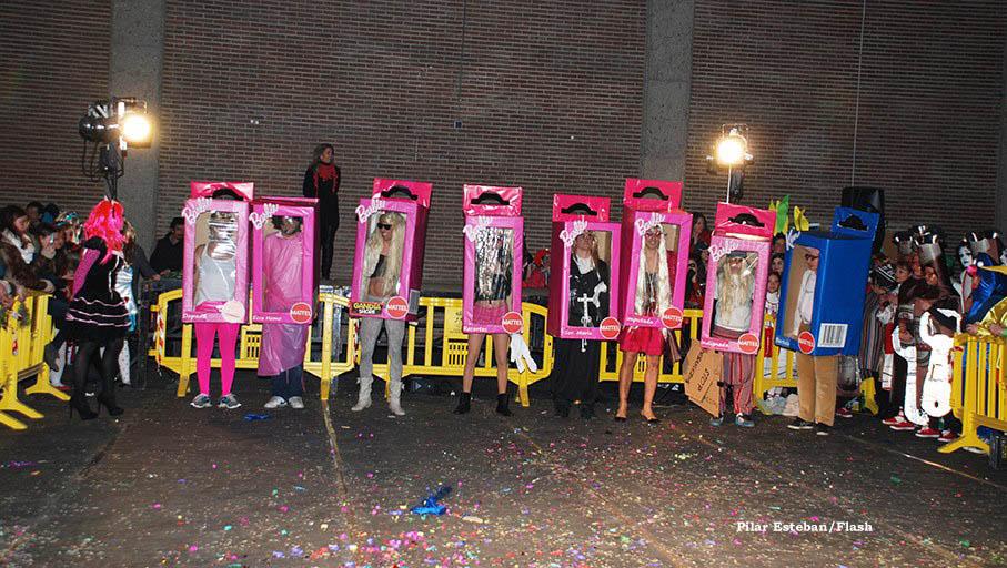 Cosas de Hoyo Los mejores del Carnaval de Hoyo de Manzanares 2013