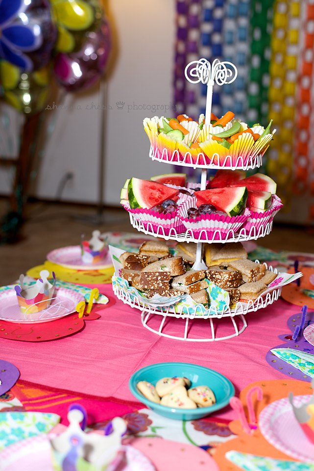 eugene or party photography birthday tea party