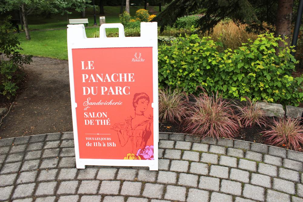 Panache du Parc du Bois de Coulonge
