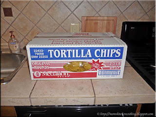 tortilla chips bulk package