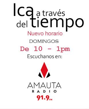 Amauta radio 91.9 FM