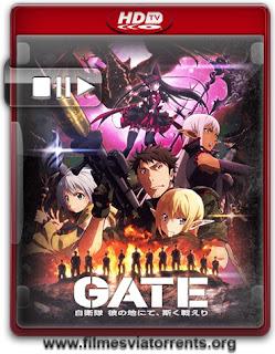 Gate 2ª Temporada Torrent - HDTV