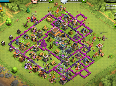 FoodandAuto: Clash of Clans Defense Strategy