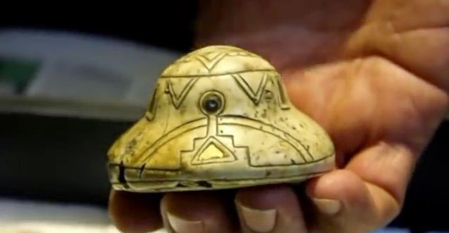 Disclosure of classified X documents and archaeological Aztec origin objects found in Ojuelos de Jalisco, Mexico.