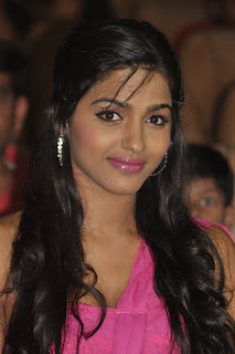 Dhanshika in cute Pink Top at  Benze Vacation Club Awards 2012