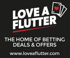 Love a Flutter - Free Bets No deposit