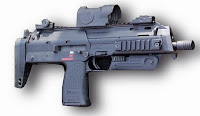 Heckler & Koch MP7 submachine gun