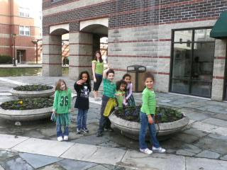 Natural Nature Circle Time with Kids group activities