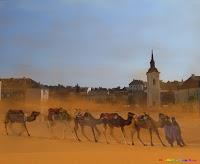 Desert in Targu Mures