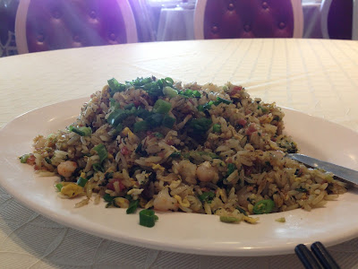 Pork fried rice at No Signboard Singapore