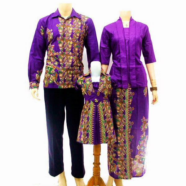 Sarimbit Batik Keluarga Solo KODE : SK 034