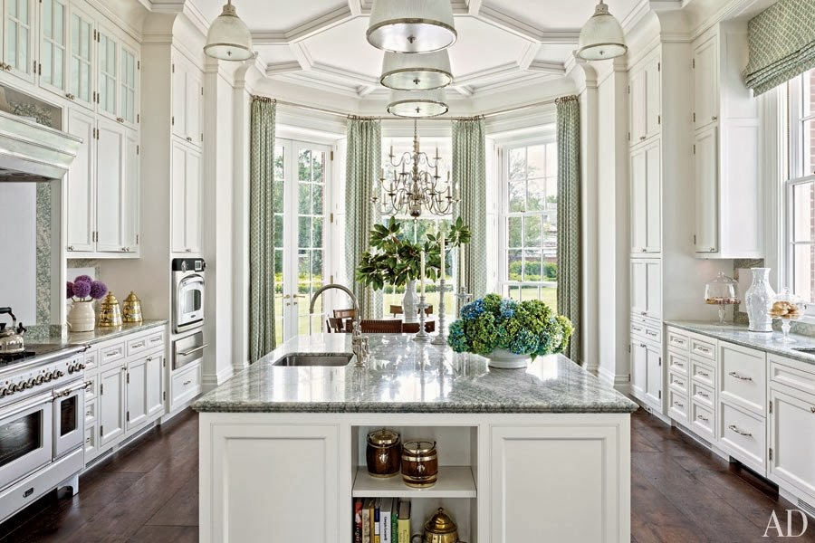 Loveisspeed a federal style mansion in houston for Federal style kitchen