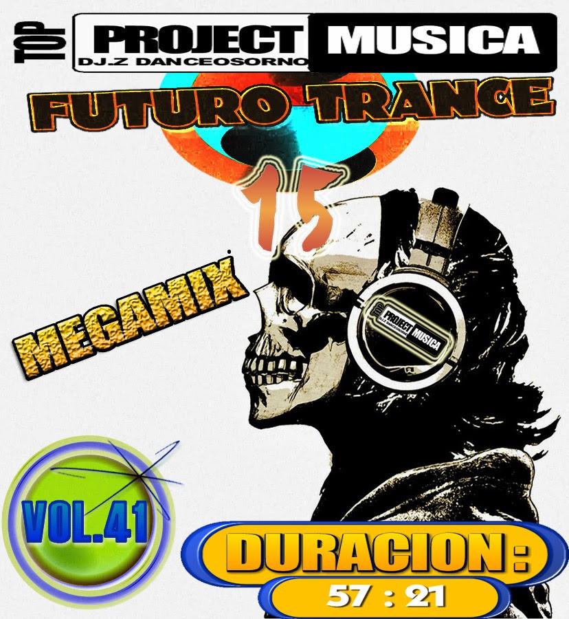 megamix futuro trance vol.15