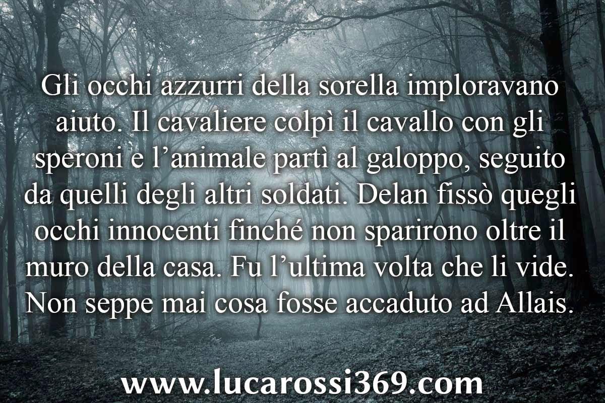 L'Erede della Luce di Luca Rossi - Estratto 'Allais'