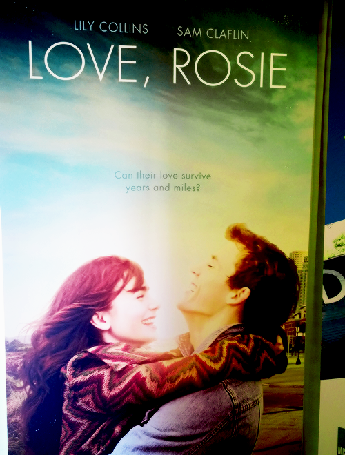 Sam claflin love rosie