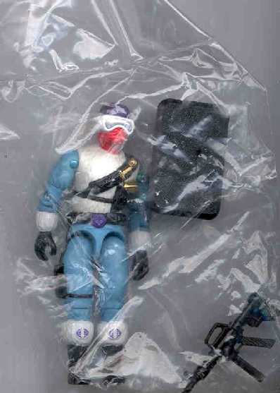 1993 Snow Serpent V2, Arctic Commandos, Mail Away, MIB, Bagged