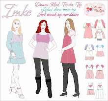 IMKE Kleid Shirt Bluse Tunika
