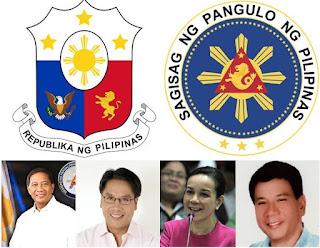 Poe, Roxas, Binay, Duterte, Headlines Philippine President 2016 National Election Candidates Survey