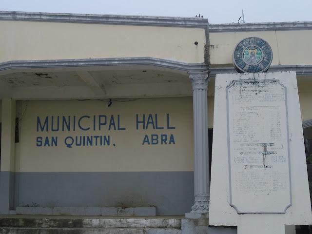 San Quintin, Abra Town Hall