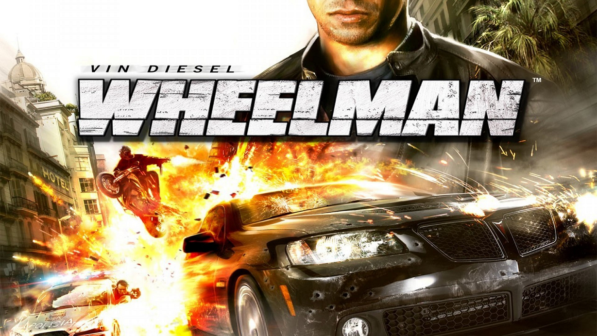 Vin Diesel Wheelman PC Game