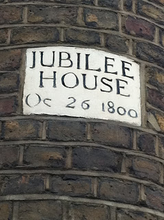 Jubilee House on corner of D'Oyley Street and Cadogan Place, London SW1